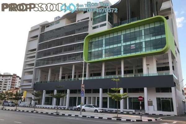 For Rent Shop at Jalan Anson, Georgetown Freehold Unfurnished 0R/0B 6.6k