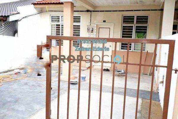 For Sale Terrace at Taman Lestari Permai, Bandar Putra Permai Freehold Unfurnished 3R/2B 385k