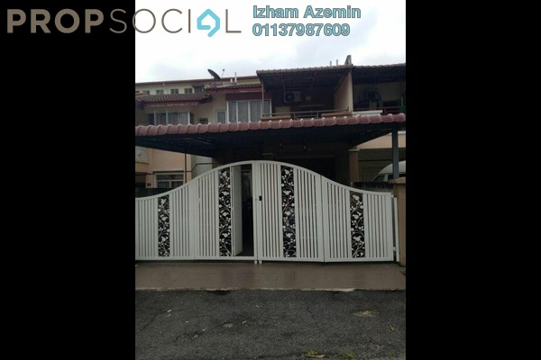 For Sale Terrace at Taman Bukit Semenyih, Semenyih Freehold Unfurnished 4R/3B 377k