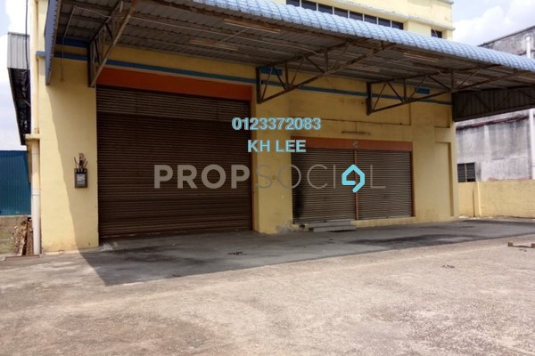 For Rent Factory at Taman Klang Utama, Klang Freehold Unfurnished 0R/0B 8.5k