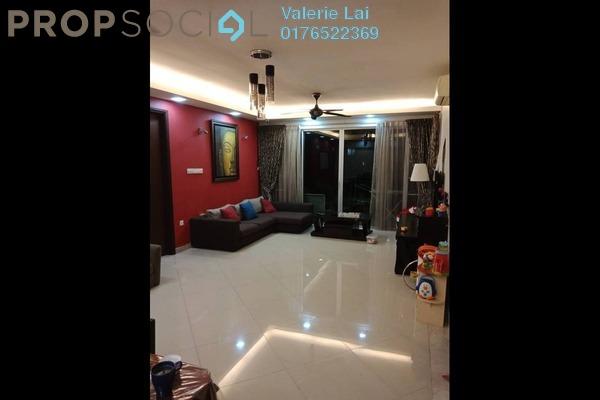 For Rent Apartment at Perdana View, Damansara Perdana Freehold Fully Furnished 3R/3B 3k