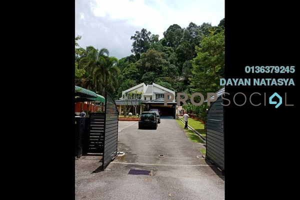 For Rent Bungalow at Taman TAR, Ampang Freehold Fully Furnished 6R/7B 10k