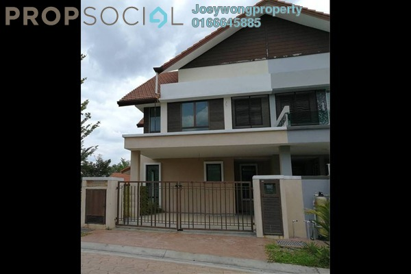 For Rent Terrace at BK8, Bandar Kinrara Freehold Semi Furnished 5R/5B 2.5k