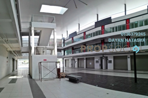 For Rent Shop at Bangi Gateway, Bandar Baru Bangi Freehold Unfurnished 1R/2B 2.5k