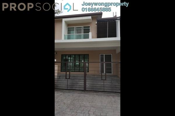 For Rent Terrace at Kinrara Residence, Bandar Kinrara Freehold Semi Furnished 4R/3B 2.3k