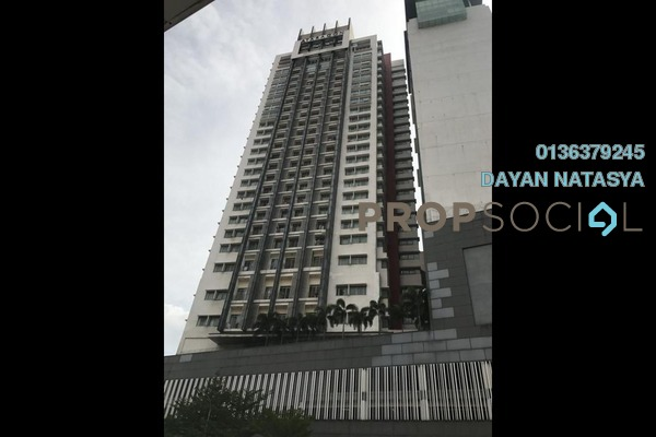 For Sale Serviced Residence at Taragon Puteri Bintang, Pudu Freehold Fully Furnished 3R/2B 1m