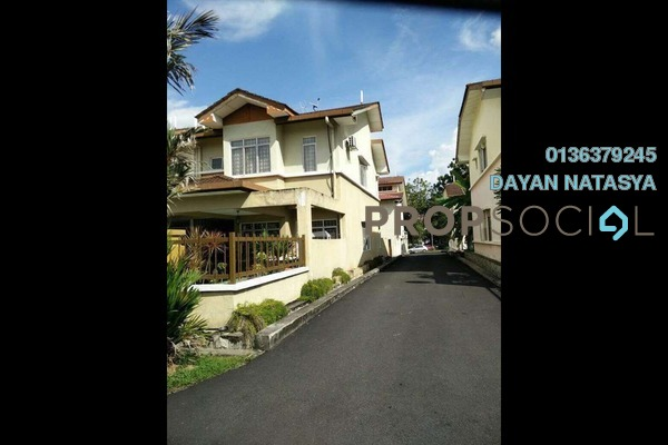 For Sale Terrace at Bandar Sri Putra, Bandar Seri Putra Freehold Semi Furnished 4R/3B 595k