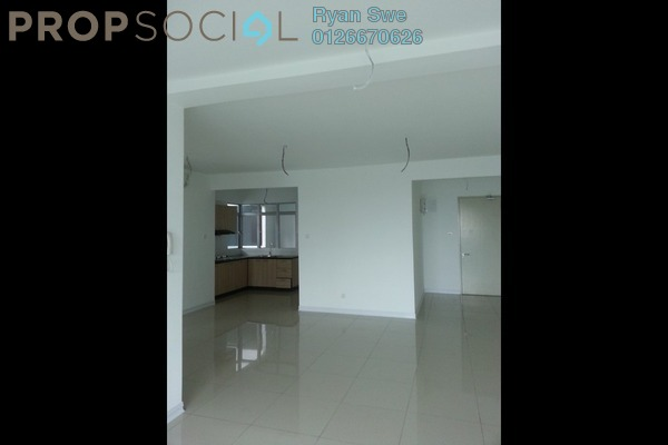 For Sale Condominium at Kiara Residence, Bukit Jalil Freehold Semi Furnished 4R/3B 690k