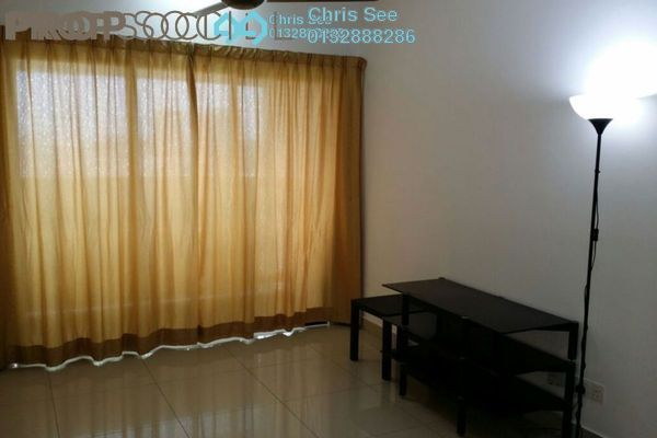 For Sale Condominium at Alam Sanjung, Shah Alam Freehold Fully Furnished 3R/2B 410k