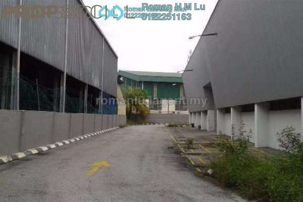 For Sale Factory at Pusat Bandar Puchong Industrial Park, Pusat Bandar Puchong Freehold Unfurnished 1R/6B 20m