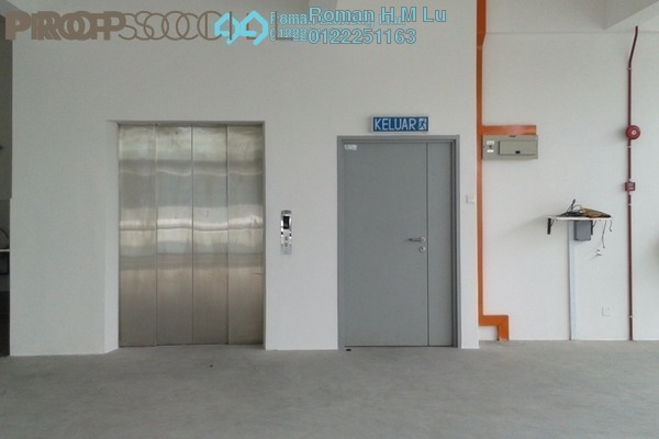 For Rent Factory at Tiong Nam Industrial Park 2, Shah Alam Freehold Unfurnished 1R/6B 15k