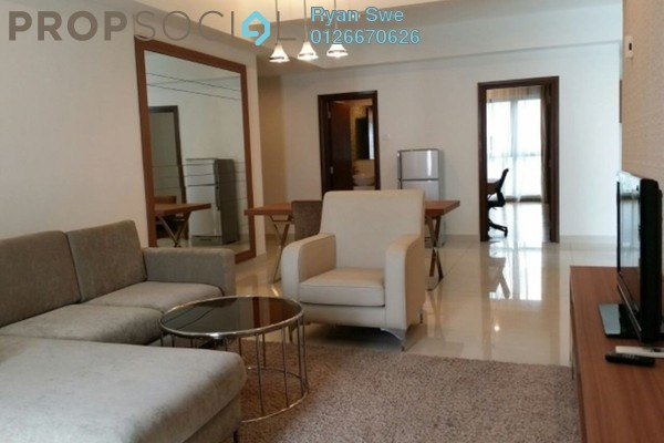 For Sale Serviced Residence at Regalia, Putra Freehold Semi Furnished 2R/2B 780k