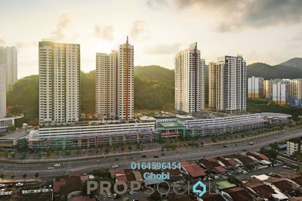 For Rent Condominium at All Seasons Park, Farlim Freehold Fully Furnished 4R/4B 1.9k