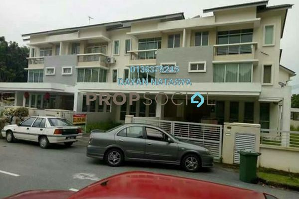 For Sale Superlink at Kepayang Heights, Taman Bukit Kepayang Freehold Unfurnished 5R/4B 570k