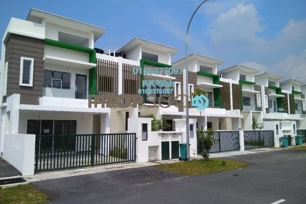 For Sale Superlink at Kajang 2, Kajang Leasehold Unfurnished 4R/4B 573k