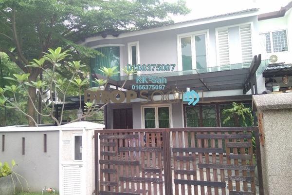 For Sale Superlink at Damai Impian, Alam Damai Freehold Fully Furnished 5R/5B 1.27m