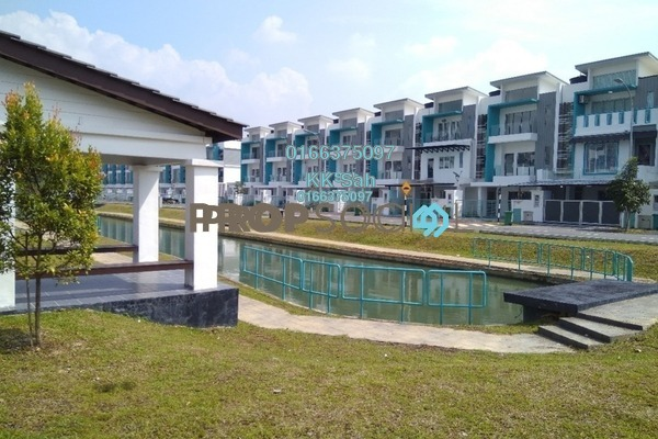 For Sale Superlink at Setia EcoHill, Semenyih Leasehold Unfurnished 5R/4B 690k