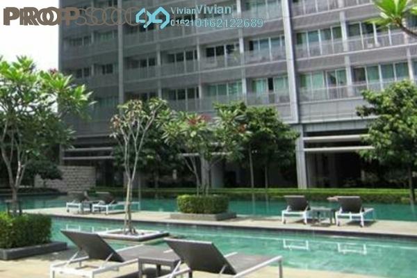 For Rent Condominium at Dua Residency, KLCC Freehold Semi Furnished 6R/6B 12.5k