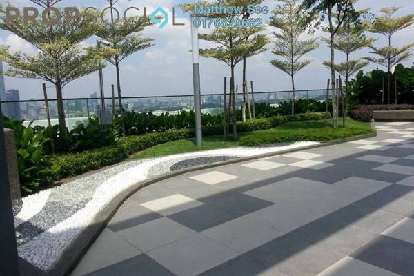 For Rent Condominium at Nadi Bangsar, Bangsar Freehold Fully Furnished 2R/1B 7k