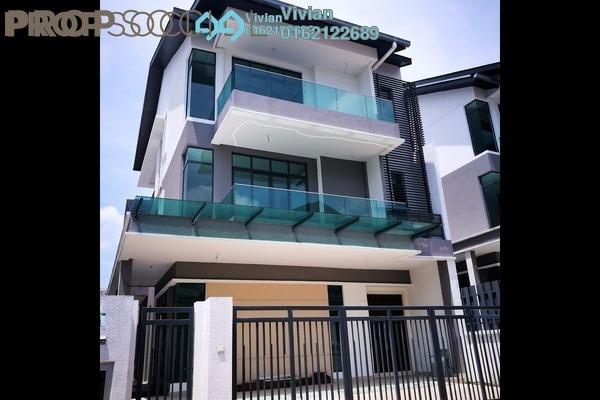 For Rent Bungalow at ForestHill Damansara, Bandar Sri Damansara Freehold Semi Furnished 5R/6B 9.5k