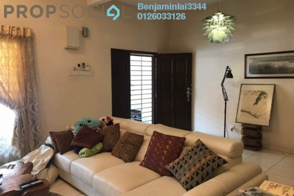 For Sale Terrace at Fortune Park, Kepong Freehold Semi Furnished 4R/4B 1.19m