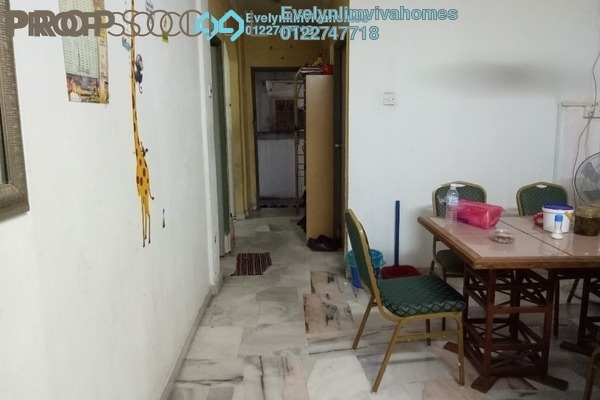 For Sale Apartment at Taman Selayang, Selayang Leasehold Unfurnished 3R/2B 165k