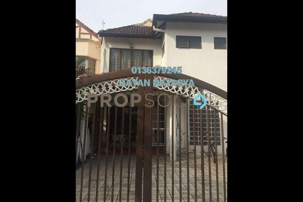 For Sale Terrace at USJ 11, UEP Subang Jaya Freehold Semi Furnished 4R/3B 880k