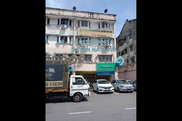 For Sale Shop at Taman Setiawangsa, Setiawangsa Leasehold Semi Furnished 1R/2B 450k