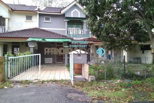 For Sale Terrace at Pulau Indah Industrial Park, Port Klang Freehold Semi Furnished 3R/3B 288k