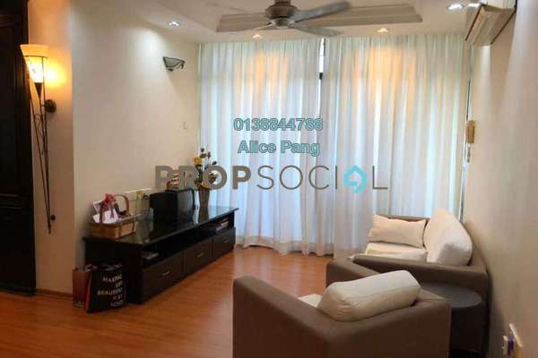 For Sale Condominium at Pearl Regency, Gelugor Freehold Fully Furnished 3R/2B 550k