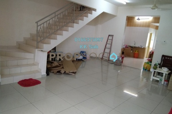 For Rent Link at Section 1, Bandar Mahkota Cheras Freehold Unfurnished 4R/3B 1.2k