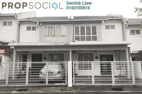 For Rent Terrace at Taman Angkasa Indah, Kajang Freehold Unfurnished 4R/3B 1.3k