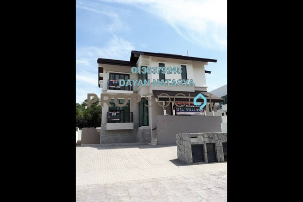 For Sale Bungalow at Primo, Bukit Jelutong Freehold Semi Furnished 7R/8B 4.9m