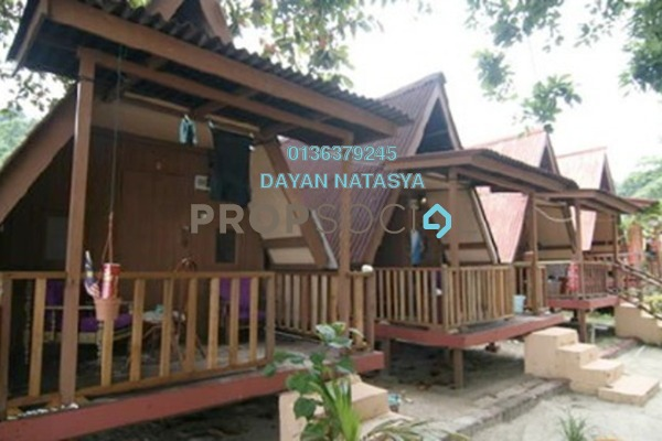 For Sale Bungalow at Pulau Perhentian Kecil, Terengganu Freehold Fully Furnished 13R/13B 3m