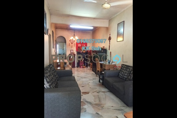 For Sale Terrace at Taman Sri Bahagia, Cheras South Freehold Semi Furnished 3R/2B 400k