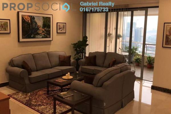 For Sale Condominium at Sri Langit, Seputeh Leasehold Fully Furnished 5R/5B 2.2m