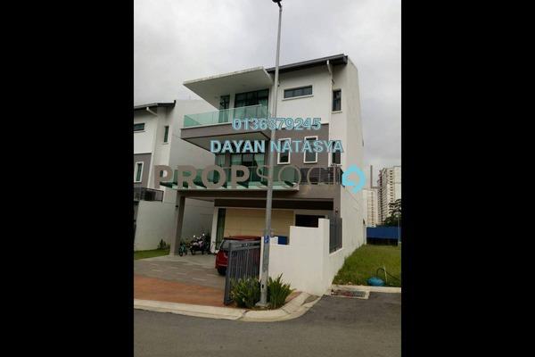 For Sale Bungalow at ForestHill Damansara, Bandar Sri Damansara Freehold Fully Furnished 7R/7B 4.2m