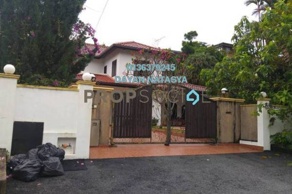 For Sale Bungalow at Taman Zooview, Ukay Freehold Semi Furnished 5R/4B 3.6m
