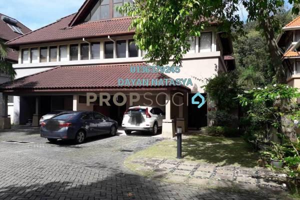 For Sale Semi-Detached at Bukit Kiara Residences, Sri Hartamas Freehold Semi Furnished 6R/6B 3.3m