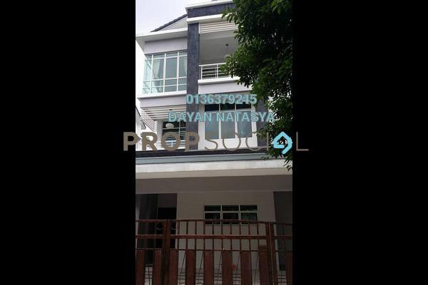 For Rent Semi-Detached at Siarah Oakleaf, Bukit Antarabangsa Freehold Semi Furnished 6R/6B 5k