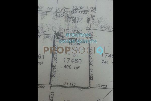 For Sale Land at Precinct 15, Putrajaya Leasehold Unfurnished 0R/0B 260k