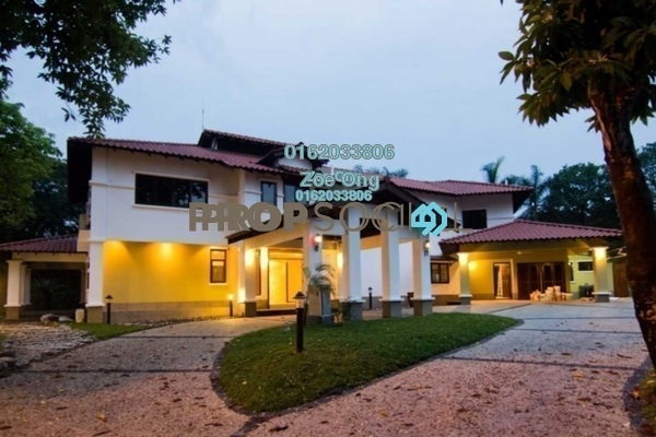 For Sale Bungalow at Sierramas, Sungai Buloh Freehold Semi Furnished 5R/6B 6.5m