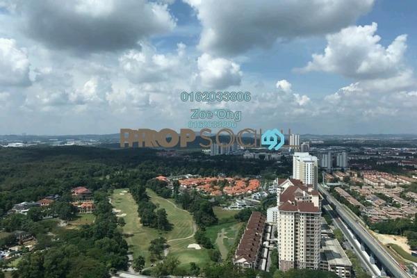 For Rent Condominium at Tropicana Gardens, Kota Damansara Leasehold Semi Furnished 1R/1B 2k