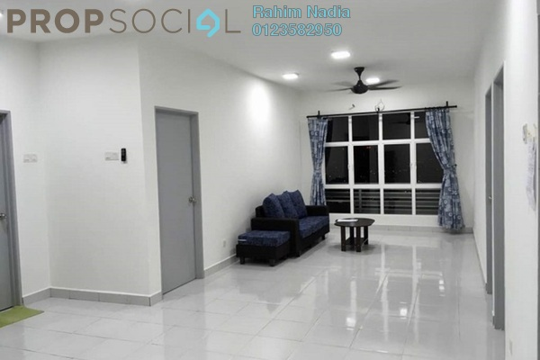 For Sale Serviced Residence at M3 Residency, Gombak Freehold Semi Furnished 4R/2B 510k