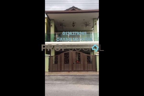 For Sale Terrace at Taman Sri Kenari, Kajang Freehold Semi Furnished 5R/3B 700k