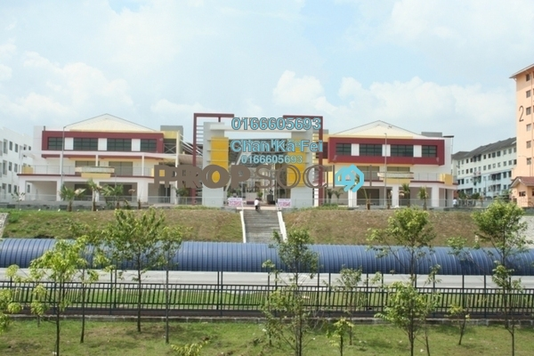 For Rent Shop at Putra Walk, Bandar Putra Permai Freehold Unfurnished 0R/0B 3k