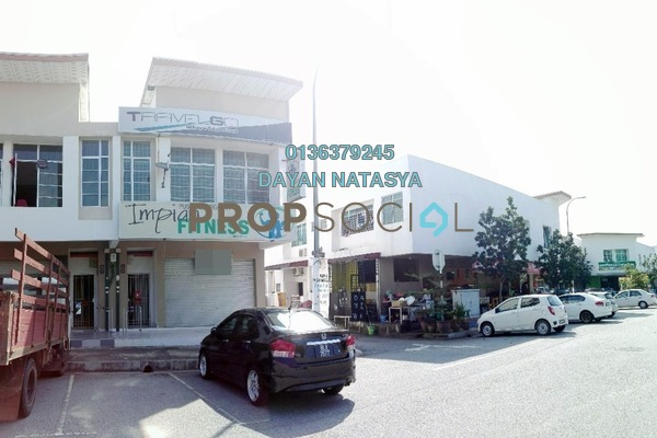 For Sale Shop at Sentral Bazar, Nilai Freehold Unfurnished 2R/4B 750k