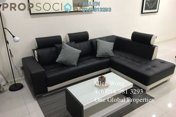 For Rent Condominium at Impiana Residences, Iskandar Puteri (Nusajaya) Freehold Fully Furnished 3R/3B 2.4k