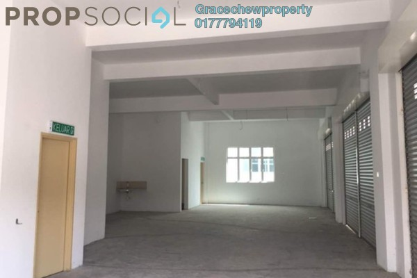 For Rent Shop at Tiong Nam Industrial Park 2, Shah Alam Freehold Unfurnished 0R/0B 2.2k