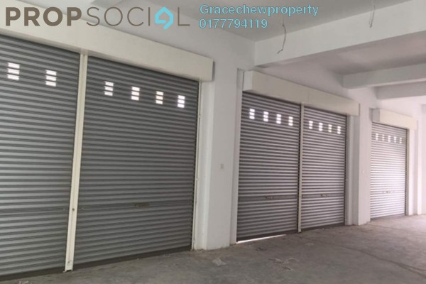 For Rent Shop at Tiong Nam Industrial Park 2, Shah Alam Freehold Unfurnished 0R/0B 1.8k
